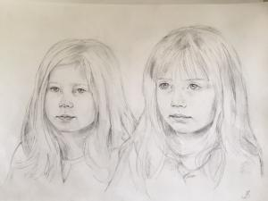 Sisters charcoal